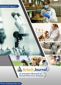 Artech Journal of Innovative Research of Animal Veterinary Sciences