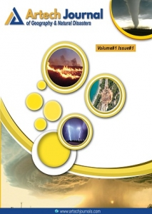 Artech Journal of Geography & Natural Disasters